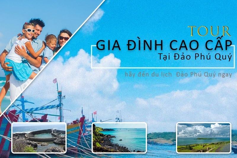 Tour du lịch biển Phú Quý dành cho gia đình - đầy yêu thương, ấm áp.