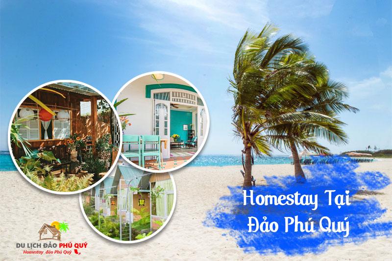 Homestay đảo Phú Qúy