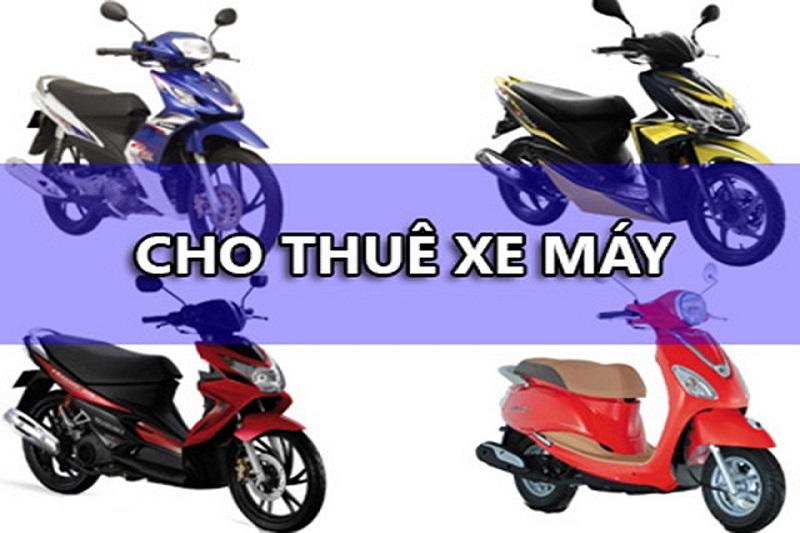cho thuê xe máy đảo Phú Qúy